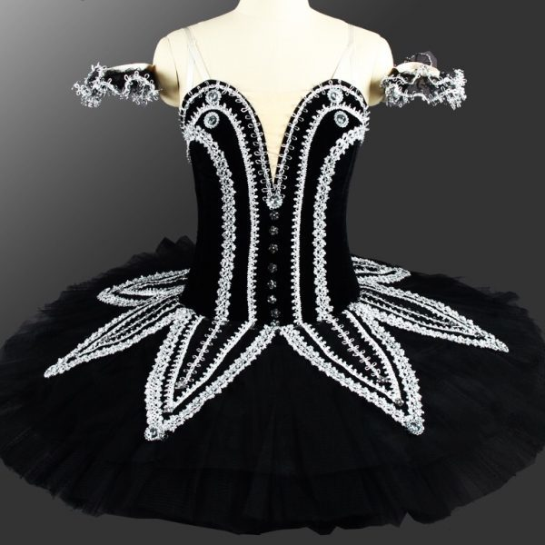 Black Ballet Tutu