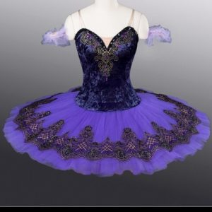 Deep Purple Tutu