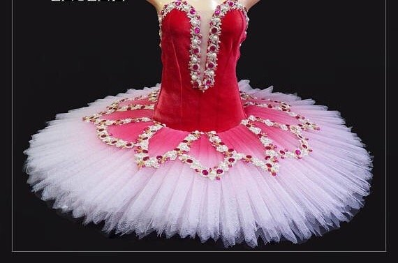 Sugar plum Fairy Tutu