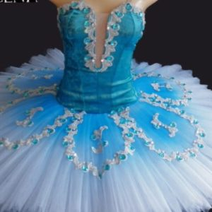 Blue Fairy Ballet Tutu