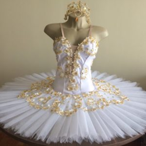 Aurora Wedding tutu