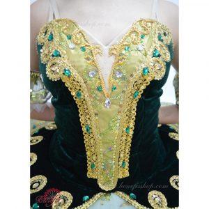 Esmeralda - P 1105 Green