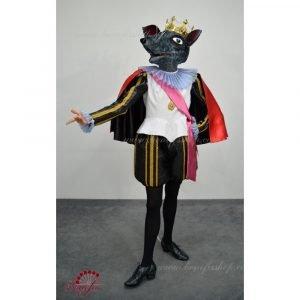 Rat - P 0223 black and gold