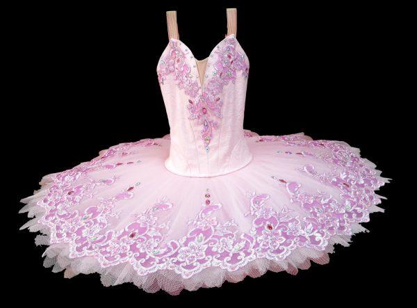 Pink Prima Ballet Tutu