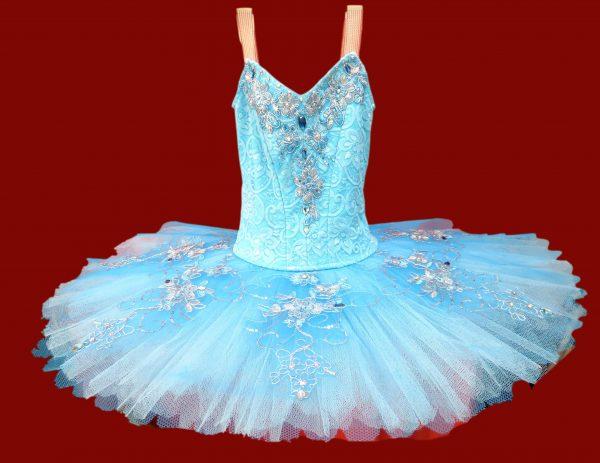 Blue Prima Ballet Tutu