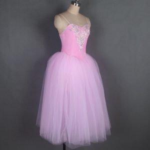 Pink Romantic Tutu