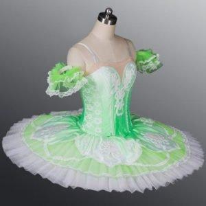 Green Tutu Ballet