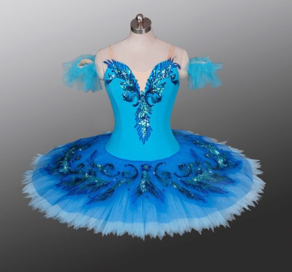 Sapphire Fairy Ballet Tutu