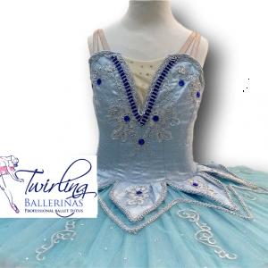 Aaa*Blue Star Ballet Tutu