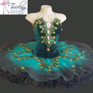 Esmeralda Ballet Tutu E1