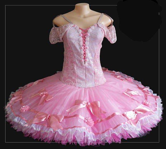 Fairy Doll Ballet Tutu
