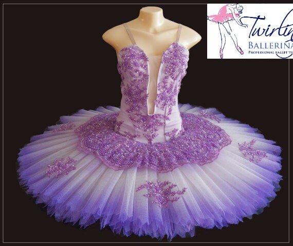 Lilac Fairy Ballet Tutu l1