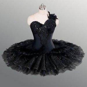 Black Swan Ballet Costume