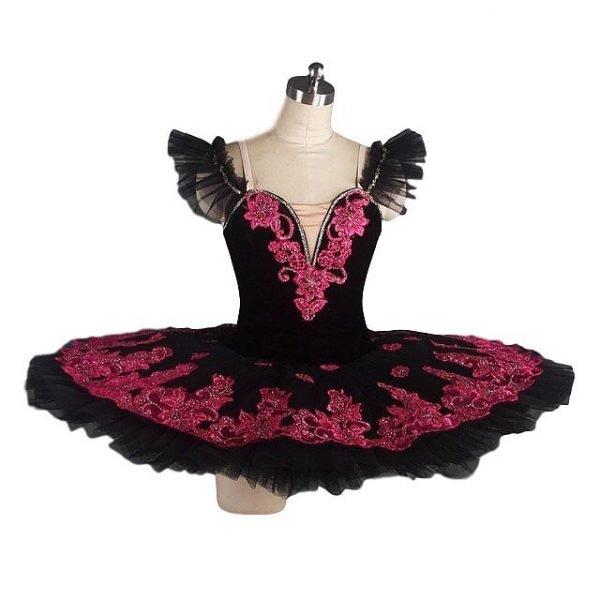 Black Pink Ballet Tutu