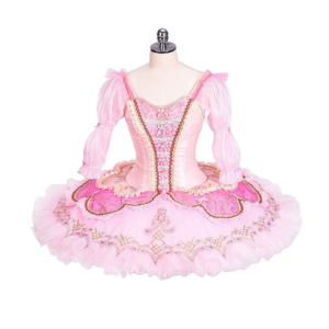 Pink Sleeping Beauty Tutu
