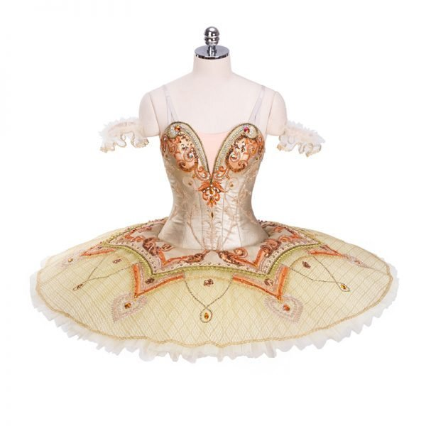 Gold Child's Ballet Tutu