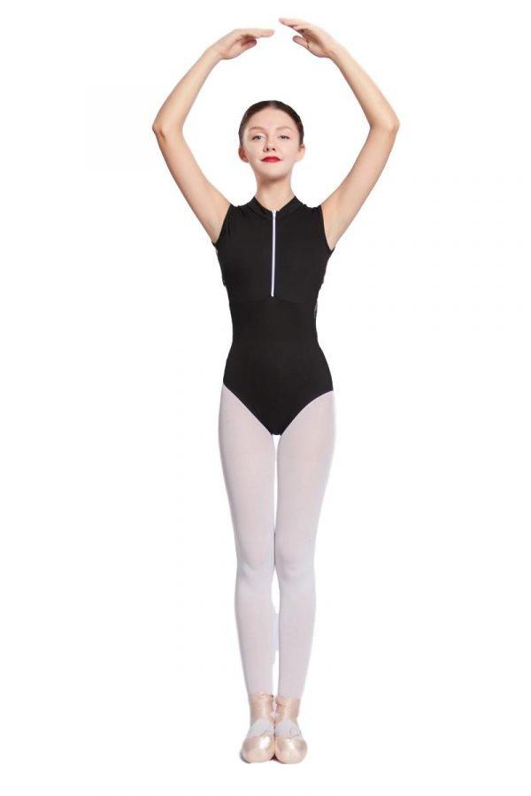 Zip Ballet Leotard