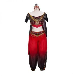 Nutcracker Arabian Dance costume