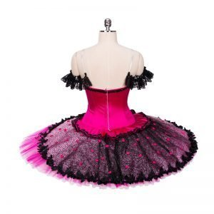 Gypsy costume for ballet performances