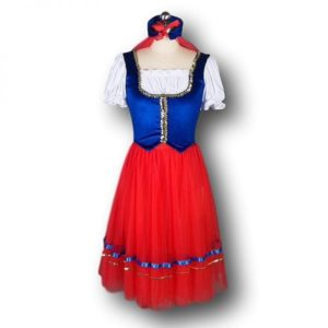 Flames of Paris Romantic Costume