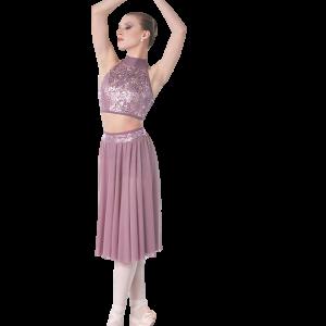 Sequin contemporary dance