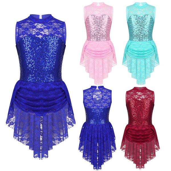 Lace Lyrical Costume