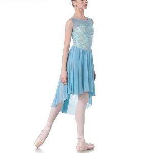 Lyrical dance costume
