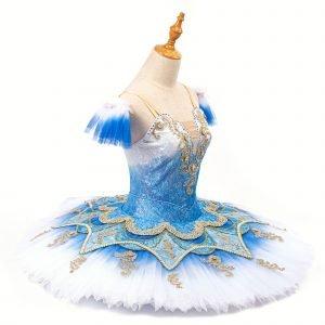 Pale Blue Ballet Tutus
