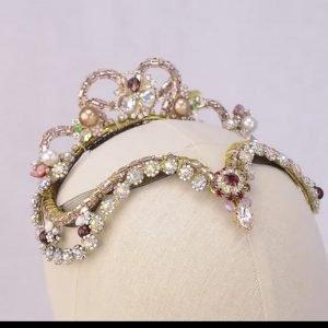 Aurora Ballet headpiece