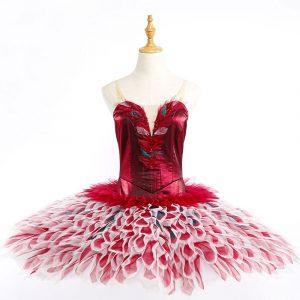 Flaming Bird Ballet Tutu